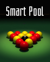 smart pool title screen