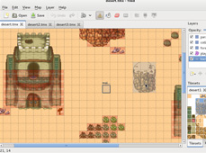 Tiled 2d map editor